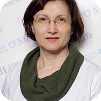 Voicu Valerica,Medic Primar