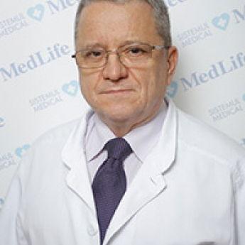 Voinescu Valentin,Medic Primar, Doctor in Medicina