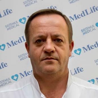 Arion Ghenadie,Medic specialist