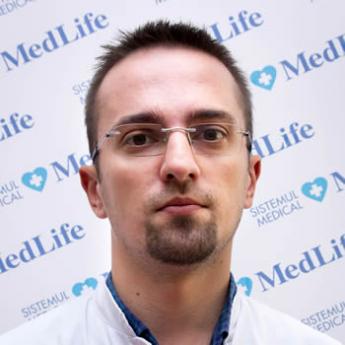Buie Florian Laurentiu,Medic Specialist