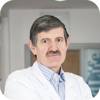 Calomfirescu Nicolae,Medic Primar, Doctor in Stiinte Medicale, Profesor