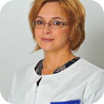 Negoescu-Gandac Carmen-Mihaela,Medic Specialist