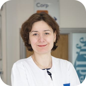 Copaescu Ana-Cristina,Medic Primar
