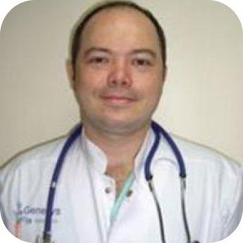 David Dacian,Medic Specialist