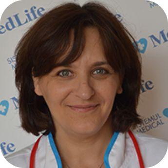 Albu Ana-Lucia,Medic Specialist