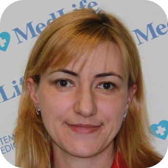 Dimeny Dorina Florentina,Medic primar