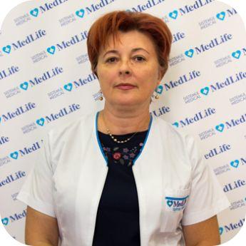 Berlo Adriana Luminita,Medic Primar