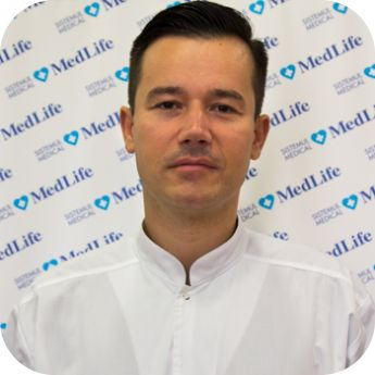 Bordea Robert Eugen,Medic Specialist