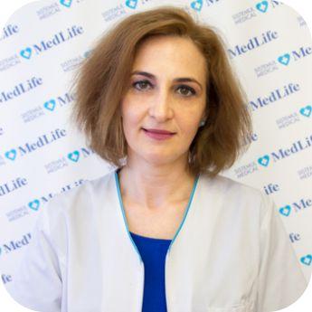Nicolescu  Luminita,Medic Primar