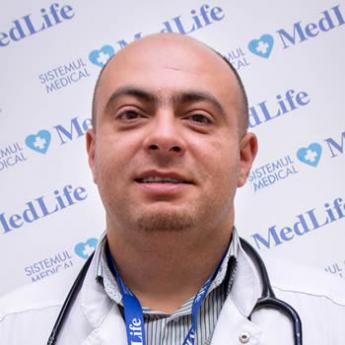 Dragan Teicu Emil,Medic Specialist