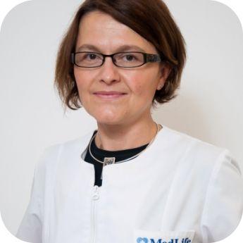 Iliescu Mihaela Catrinel,Medic Primar,  Asistent Universitar
