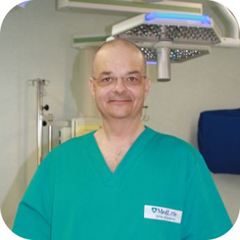 Ulici Alexandru,Medic Primar, Asistent Universitar