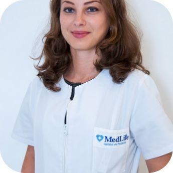 Pop Marioara,Medic Specialist