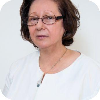 Marcu Cristescu Mihaela,Medic Primar; Doctorand in Stiinte Medicale