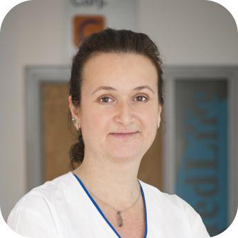 Mihaescu Mihaela,Absolventa a Universitatii de Medicina si Farmacie