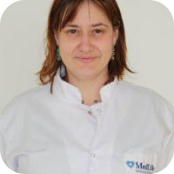 Mihaescu Camelia,Medic Primar, Medic Specialist