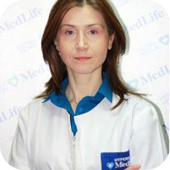 Modavu Irina-Florentina,Medic Primar