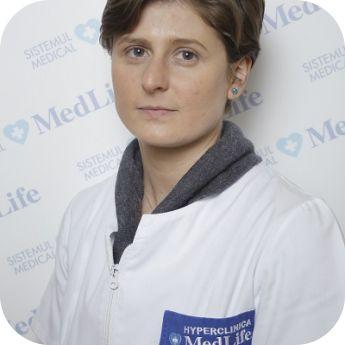 Popa Oana Irina,Medic Specialist
