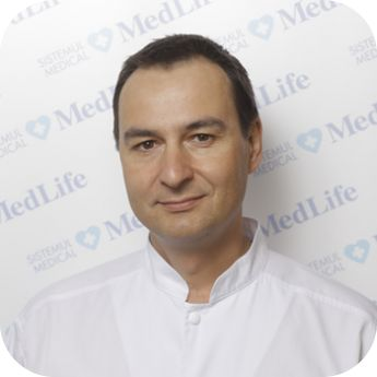 Radu Victor,Medic Primar, Doctor in Stiinte Medicale