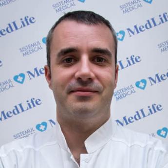Tomescu Andrei Branco,Medic Specialist