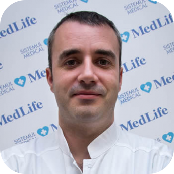 Dr. Tomescu Andrei Branco Chirurgie Generala MedLife Genesys