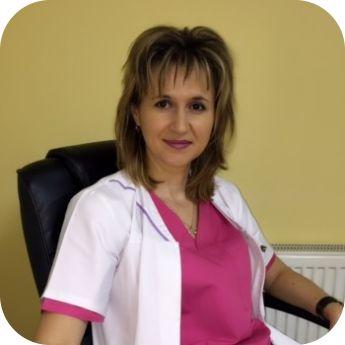 Trifan Alina,Medic specialist