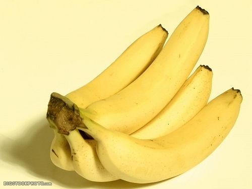 Cate calorii sunt intr-o banana