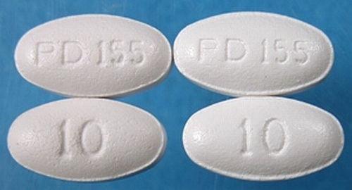 pastile de medicamente comune