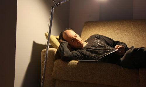 Somnul odihnitor pe durata noptii, asociat unui nivel redus de anxietate