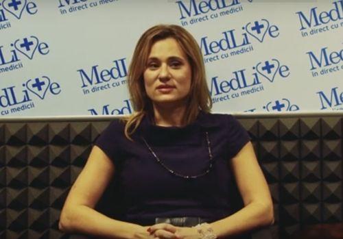 VIDEO INTERVIU Dr. Ana Maria Apostol, medic specialist ORL: Operatia de polipi este cea mai usoara operatie dintre toate operatiile care pot sa existe la nivelul corpului uman