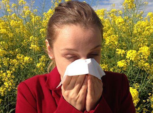 4 cauze ale agravarii alergiilor de sezon