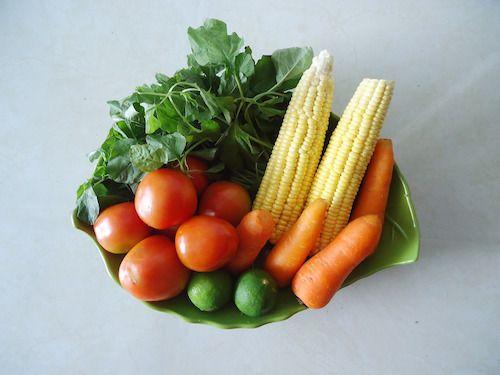 Consumul de fructe si legume reduce nivelul de stres