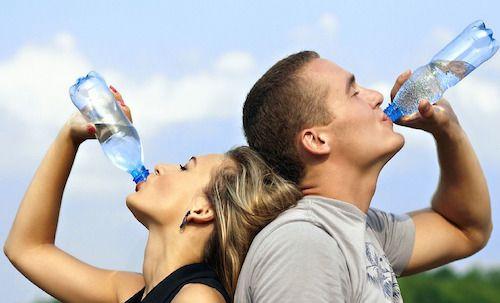 Ce se intampla cu organismul atunci cand bem suficienta apa?