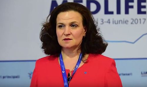 VIDEO Conferinta Nationala MedLife. Dr. Larisa Chiriac: In ultimii ani, complexitatea cazurilor tratate in MedLife a crescut in mod constant