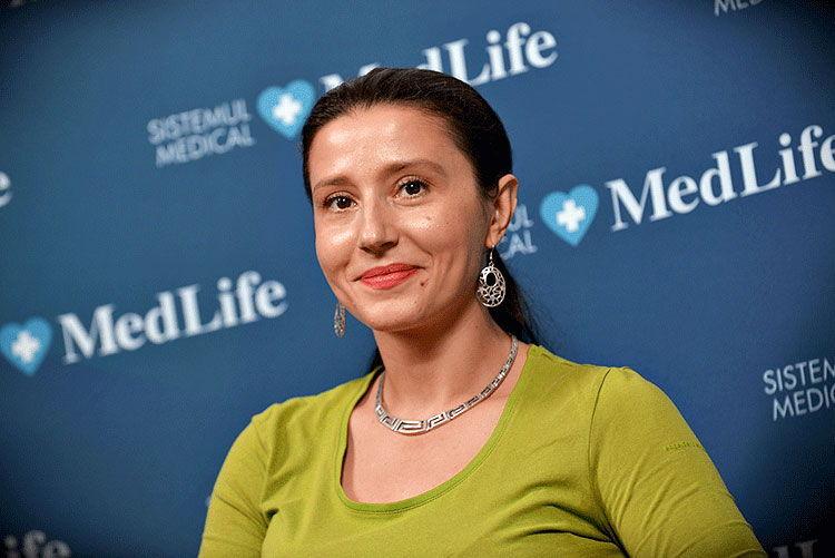 Ruxandra Sersa, psiholog clinician: